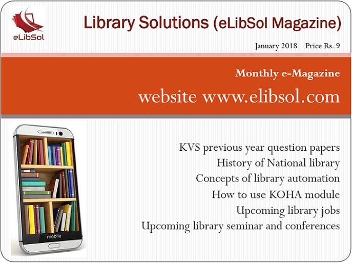 elibsol magazine