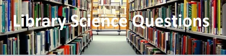 library science questions