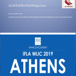 Monthly Library Science eMagazine January 2019 Issue